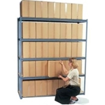 Z-Beam Shelving Units